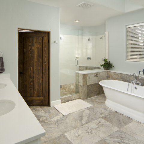 Using slate tiles for residential or commercial projects