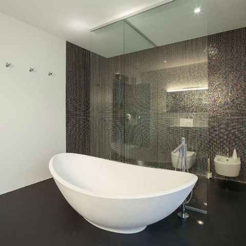 Mosaic Tiles Ideal For Wet Rooms In Residential And Commercial Spaces