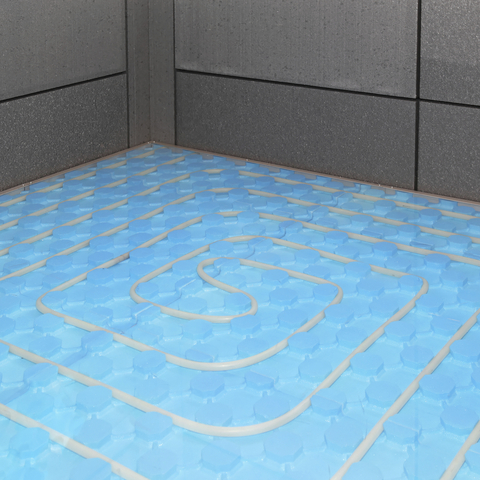 Underfloor heating: a winter must when paired with ceramic tiles